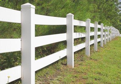 Vinyl and Wood Fencing in Bergen County