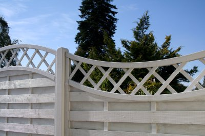 Wood Fences in Hillsdale
