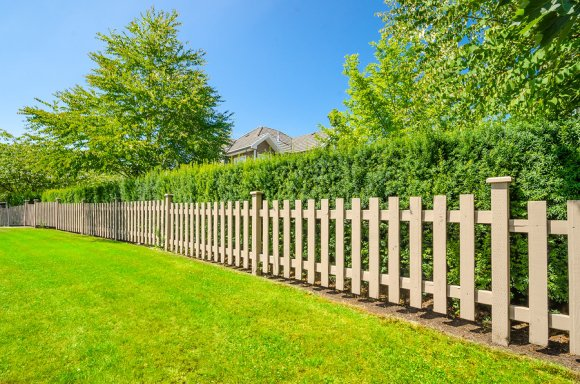 Wood Fencing in Bergen County