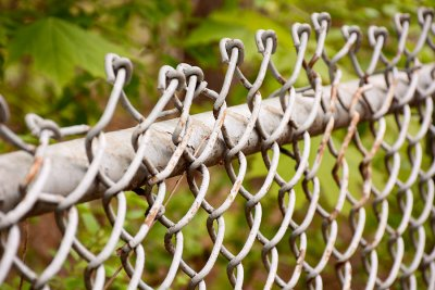 Chain Link Fences in Bergen County