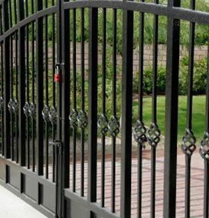 aluminum - fencing